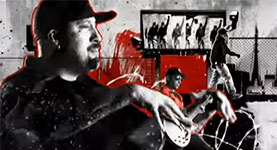 Cypress Hill - Rise Up feat. Tom Morello